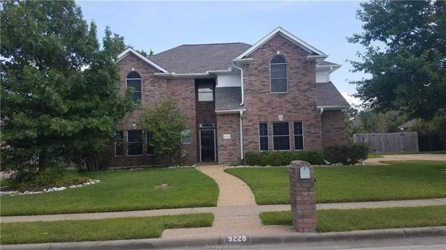 9228 Brookwater, College Station, TX 77845 (MLS #19012417) :: The Shellenberger Team