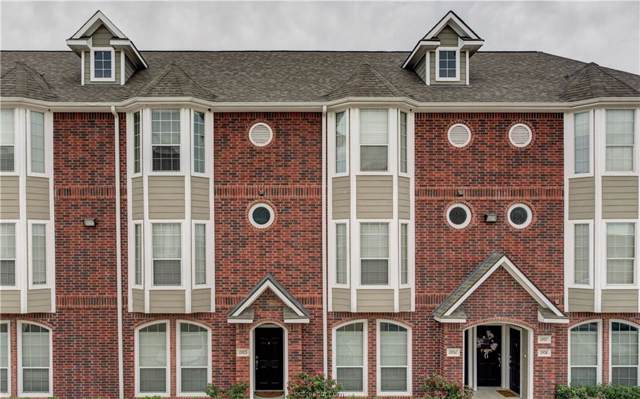 1198 Jones Butler Road #3106, College Station, TX 77840 (MLS #19012436) :: Treehouse Real Estate