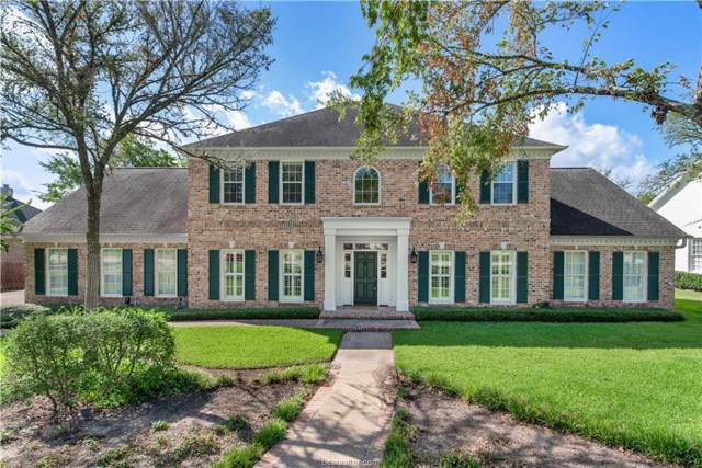 5004 Augusta Circle, College Station, TX 77845 (MLS #19012528) :: The Shellenberger Team