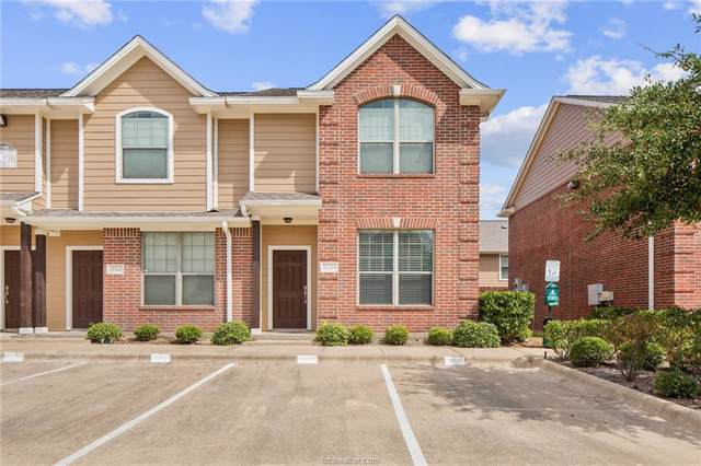 1000 Spring #1701, College Station, TX 77840 (MLS #19012548) :: The Shellenberger Team