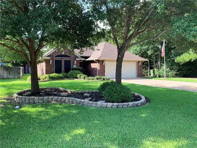 1705 White Stone Drive, Bryan, TX 77807 (MLS #19012555) :: Chapman Properties Group