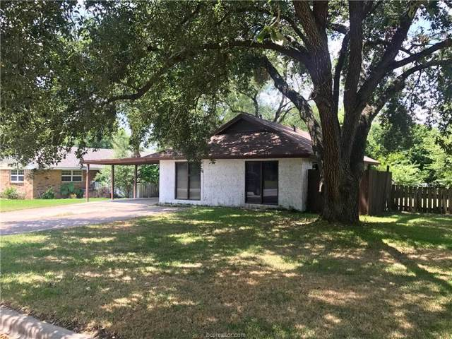 1405 Stacey Street, Navasota, TX 77868 (MLS #19012565) :: Treehouse Real Estate