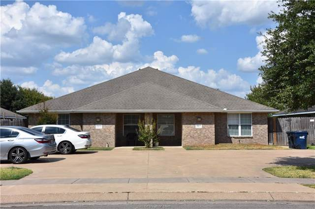 3813-15 Oldenburg Lane, College Station, TX 77845 (MLS #19012566) :: Chapman Properties Group