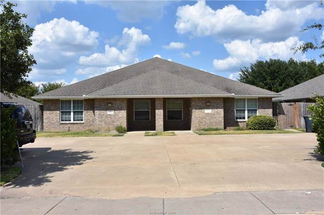 3817-19 Oldenburg Lane, College Station, TX 77845 (MLS #19012567) :: Chapman Properties Group
