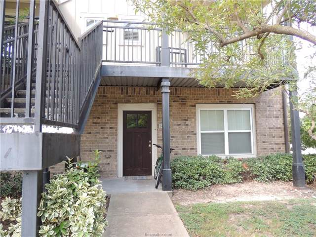 1725 Harvey Mitchell Parkway #1417, College Station, TX 77840 (MLS #19012631) :: The Shellenberger Team