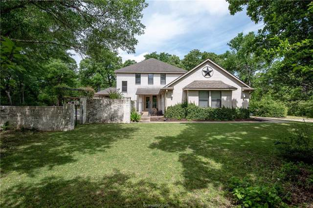 2603 Faulkner Drive, College Station, TX 77845 (MLS #19012639) :: RE/MAX 20/20