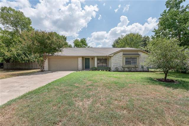 3701 Valley Oaks Drive, Bryan, TX 77802 (MLS #19012649) :: The Shellenberger Team