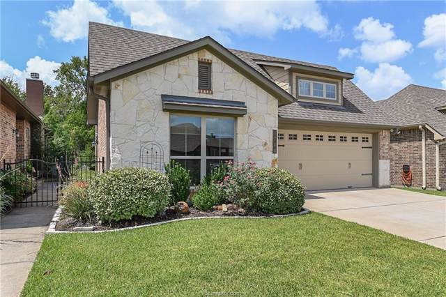 1744 Twin Pond Circle, College Station, TX 77845 (MLS #19012653) :: Chapman Properties Group