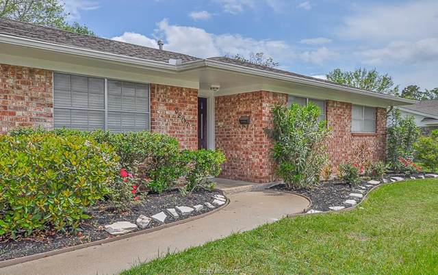 3807 Craig Street, Bryan, TX 77802 (MLS #19012658) :: Treehouse Real Estate