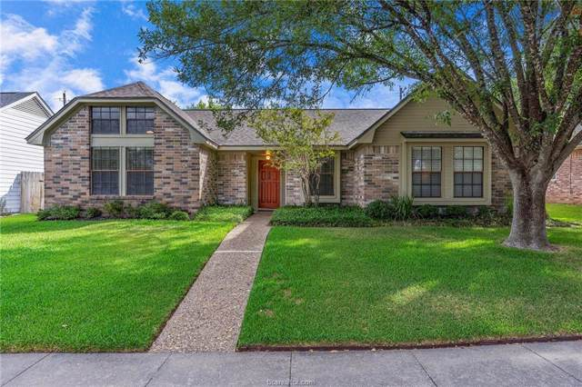 4609 Pembrook Lane, Bryan, TX 77802 (MLS #19012714) :: The Shellenberger Team
