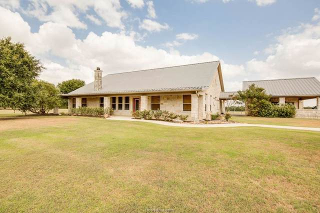 3183 County Road 145, Bedias, TX 77831 (MLS #19012716) :: Treehouse Real Estate