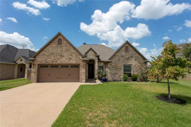 2103 Blackjack Drive, College Station, TX 77845 (MLS #19012719) :: NextHome Realty Solutions BCS