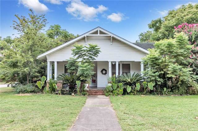 908 Post Oak Street, Hearne, TX 77859 (MLS #19012727) :: The Shellenberger Team