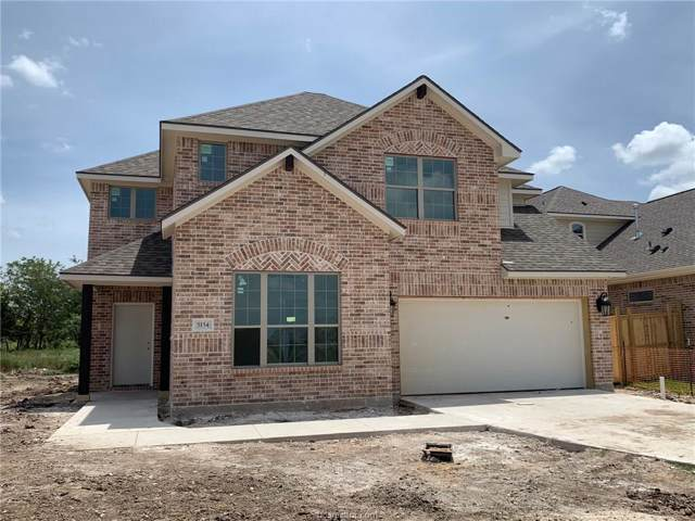 5154 Maroon Creek Drive, Bryan, TX 77802 (MLS #19012742) :: The Lester Group