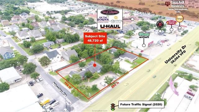 310 E University, College Station, TX 77840 (MLS #19012764) :: The Shellenberger Team