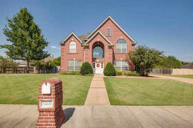 5201 Saint Andrews Drive, College Station, TX 77845 (MLS #19012784) :: Treehouse Real Estate