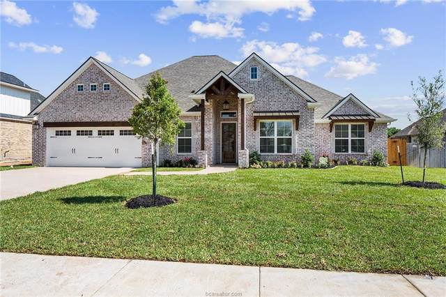 4816 Coopers Hawk Drive Drive, College Station, TX 77845 (MLS #19012803) :: Cherry Ruffino Team