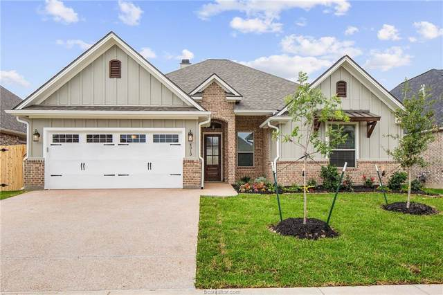 4221 Harding Way, Bryan, TX 77802 (MLS #19012824) :: BCS Dream Homes