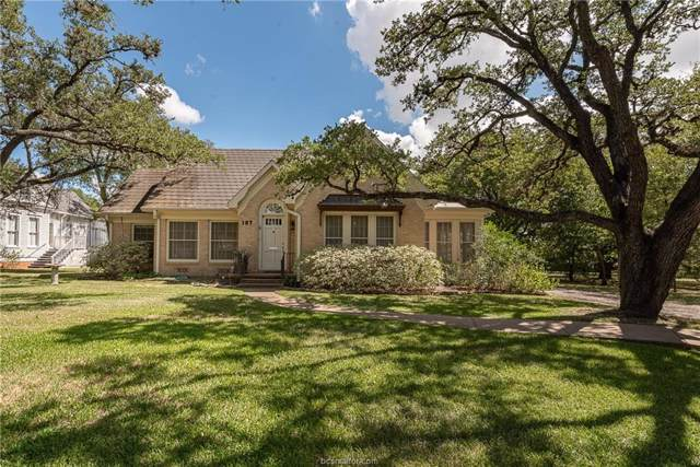 107 Pershing Avenue, College Station, TX 77840 (MLS #19012825) :: The Shellenberger Team