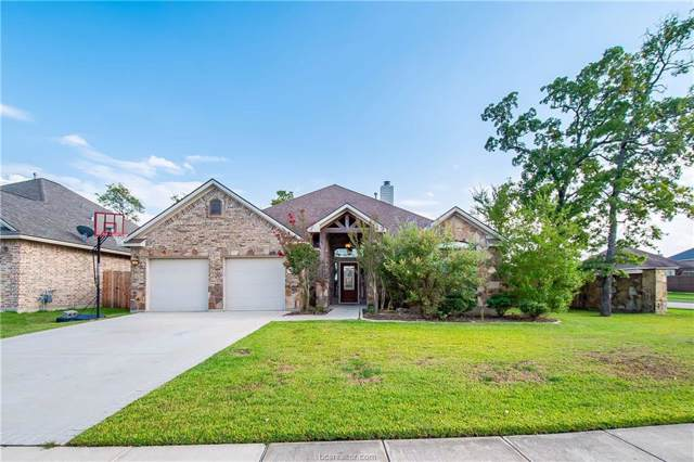 4260 Hollow Stone Drive, College Station, TX 77845 (MLS #19012832) :: The Lester Group