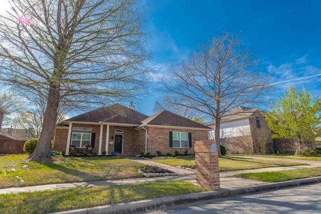 9230 Brookwater Cir, College Station, TX 77845 (MLS #19012838) :: The Lester Group