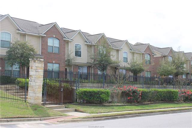 1000 Spring Loop #1803, College Station, TX 77840 (MLS #19012839) :: The Lester Group