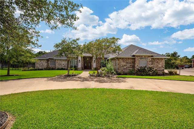2035 Oakwood Trail, College Station, TX 77845 (MLS #19012862) :: NextHome Realty Solutions BCS
