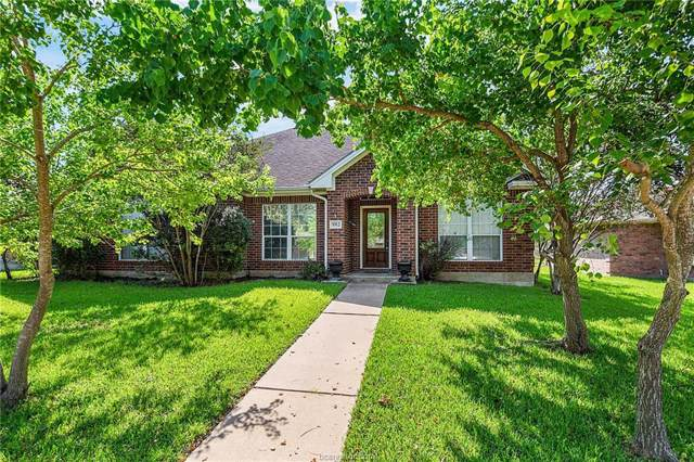 5912 Sheffield Terrace Lane, Bryan, TX 77802 (MLS #19012870) :: The Shellenberger Team