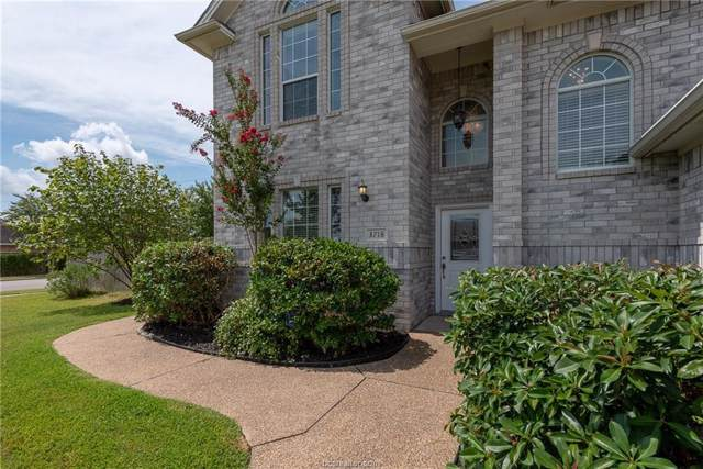 3718 Bridle Court Court, College Station, TX 77845 (MLS #19012871) :: Treehouse Real Estate