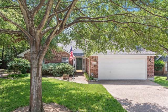 2709 Bayberry Court, Bryan, TX 77807 (MLS #19012877) :: Chapman Properties Group