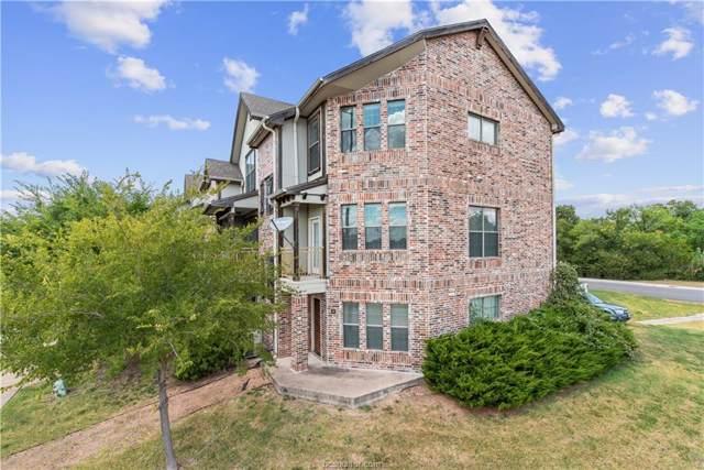 361 George Bush Drive, College Station, TX 77840 (MLS #19012890) :: BCS Dream Homes