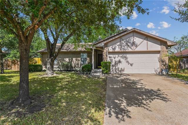 4709 Brompton Lane, Bryan, TX 77802 (MLS #19012911) :: Chapman Properties Group