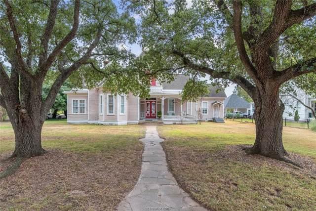 508 E Texas Street, Calvert, TX 77837 (MLS #19012926) :: Treehouse Real Estate