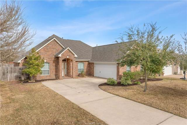 2425 Newark Circle, College Station, TX 77845 (MLS #19012927) :: BCS Dream Homes