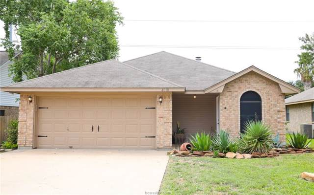 4018 Windfree Drive, College Station, TX 77845 (MLS #19012929) :: Chapman Properties Group