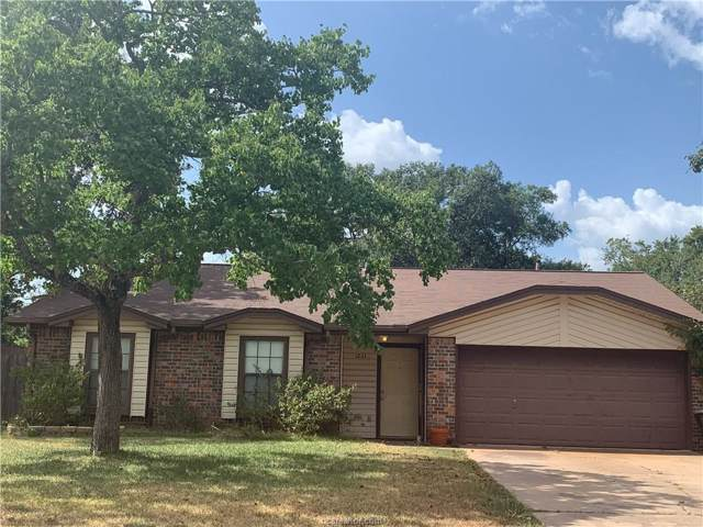 1221 Haley Place, College Station, TX 77845 (MLS #19012945) :: Chapman Properties Group
