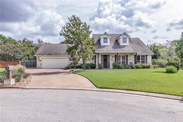 5201 Draycott Court, Bryan, TX 77802 (MLS #19013963) :: NextHome Realty Solutions BCS