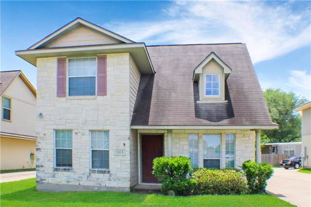 503 Camp Court, College Station, TX 77840 (MLS #19013990) :: The Lester Group