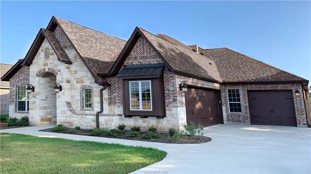 4808 Crooked Branch Drive, College Station, TX 77845 (MLS #19014001) :: Cherry Ruffino Team