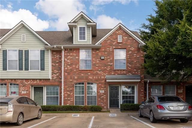 1001 Krenek Tap Road #2806, College Station, TX 77840 (MLS #19014009) :: NextHome Realty Solutions BCS