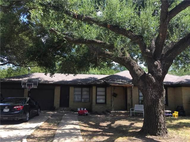 309 Pierce Street, Bryan, TX 77803 (MLS #19014018) :: NextHome Realty Solutions BCS