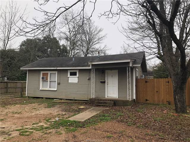 801 E 23rd Street, Bryan, TX 77803 (MLS #19014021) :: RE/MAX 20/20