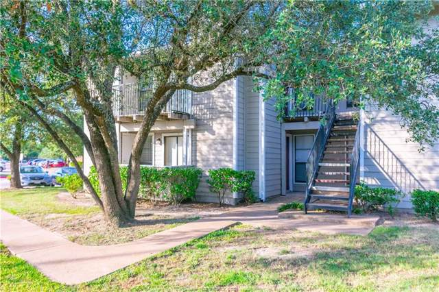 1901 Holleman Drive #209, College Station, TX 77840 (MLS #19014056) :: The Lester Group