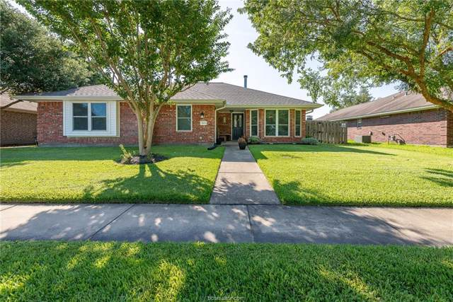 1404 Southern Plantation Drive, College Station, TX 77845 (MLS #19014119) :: Chapman Properties Group
