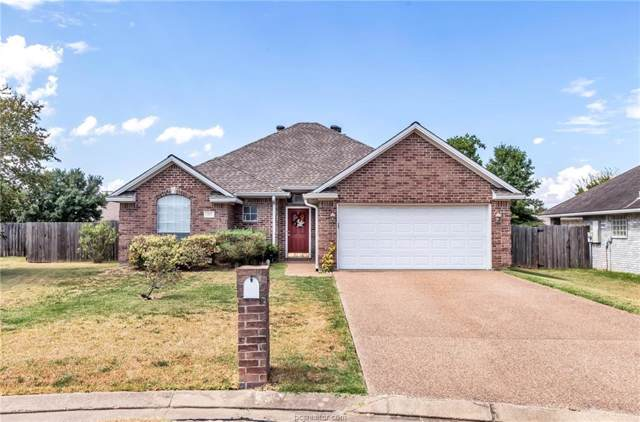 203 Augsburg Court, College Station, TX 77845 (MLS #19014141) :: Chapman Properties Group