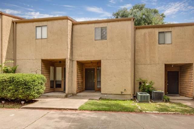 4345 Carter Creek Parkway #11, Bryan, TX 77802 (MLS #19014142) :: BCS Dream Homes