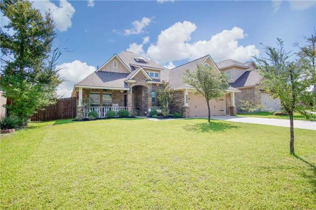 4102 Deep Stone Court, College Station, TX 77845 (MLS #19014144) :: BCS Dream Homes