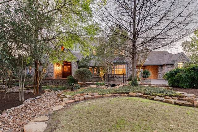 6013 Augusta Circle, College Station, TX 77845 (MLS #19014165) :: Treehouse Real Estate