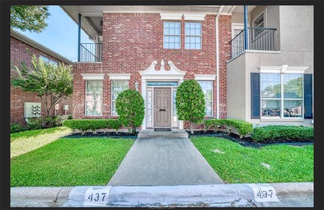 437 Forest Drive Bldg A, College Station, TX 77840 (MLS #19014168) :: The Lester Group
