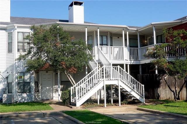 4441 Old College #8103, Bryan, TX 77801 (MLS #19014176) :: NextHome Realty Solutions BCS
